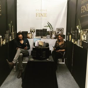 Define Fine at London Book Fair